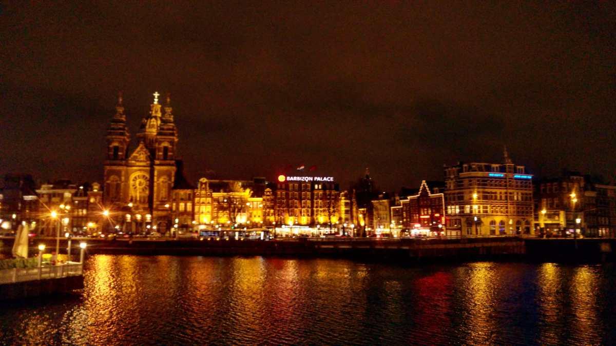 Amsterdam, 3x Amazing!